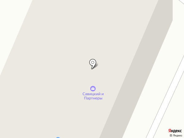 ИНВЕСТСТРОЙ на карте Гурьевска