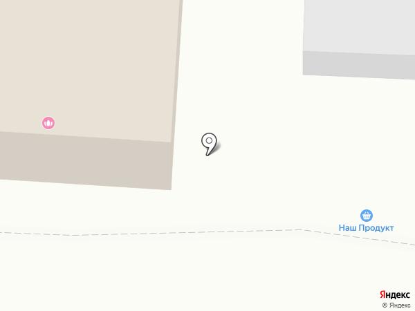 Торговая сеть по продаже хлебобулочных изделий на карте Большого Исаково