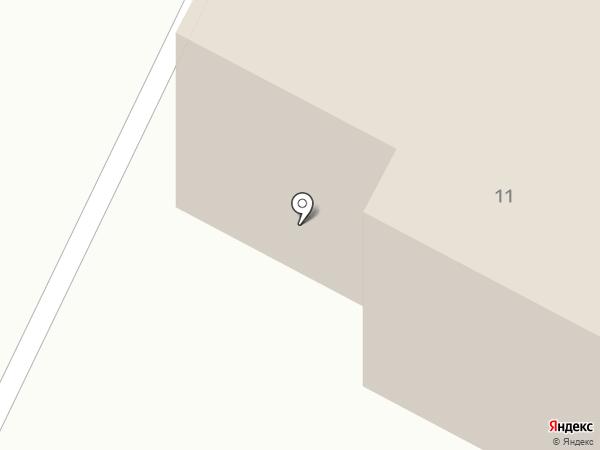 Гурьевский районный суд на карте Гурьевска
