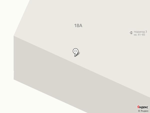 БСИ на карте Большого Исаково