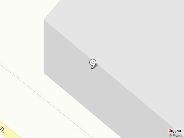 Соленушка на карте Гурьевска