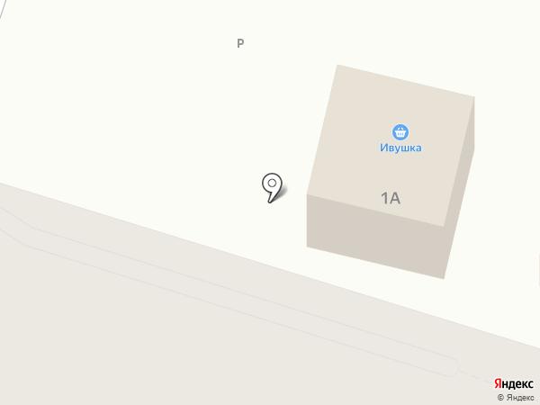 Светоч на карте Гурьевска