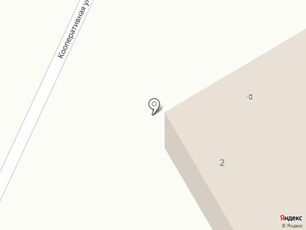 Калининградский региональный общественно-мусульманский центр на карте Большого Исаково