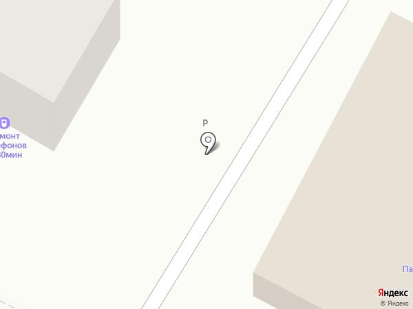 Фотоателье на карте Гурьевска