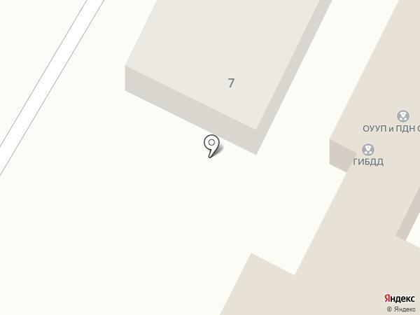 Гурьевский комплексный центр социального обслуживания населения на карте Гурьевска