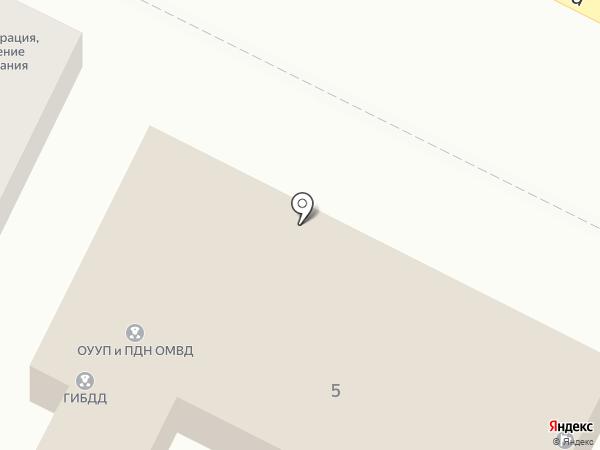 Центр социальной помощи семье и детям на карте Гурьевска