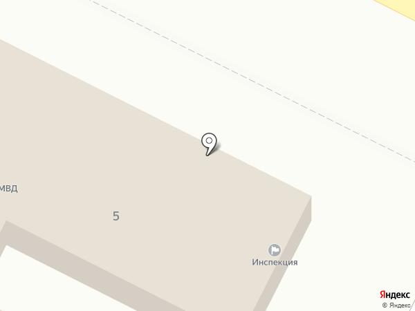 Документальный центр на карте Гурьевска