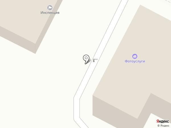Магазин автозапчастей на карте Гурьевска