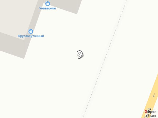 Doner House на карте Гурьевска