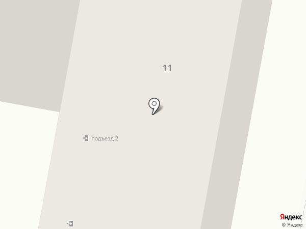 Новый на карте Гурьевска