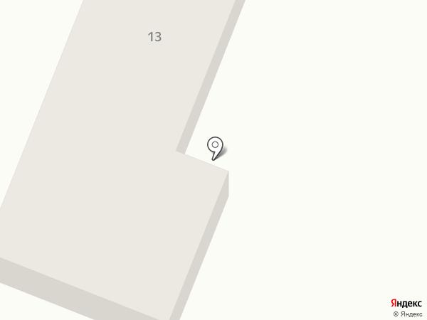 Территориальное управление Большеисаковского района Гурьевского городского округа на карте Большого Исаково