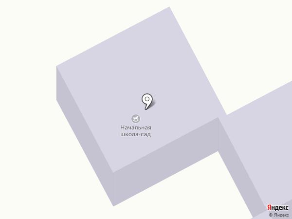 Начальная школа-детский сад на карте Партизанского