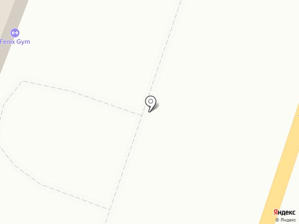 Fenix Gym на карте Гурьевска
