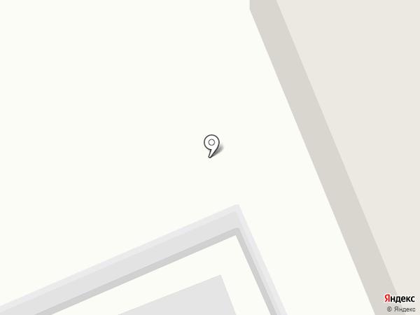 Комфортный на карте Гурьевска