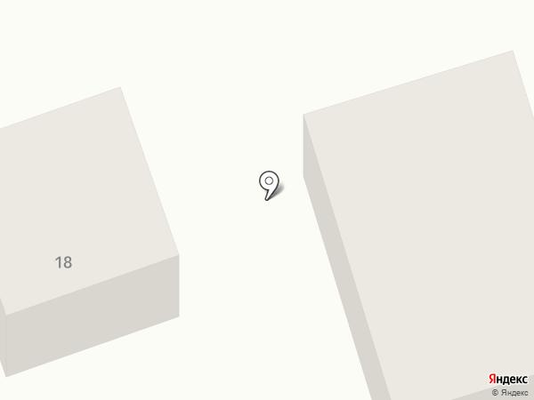 Заозерский фельдшерско-акушерский пункт на карте Поддубного
