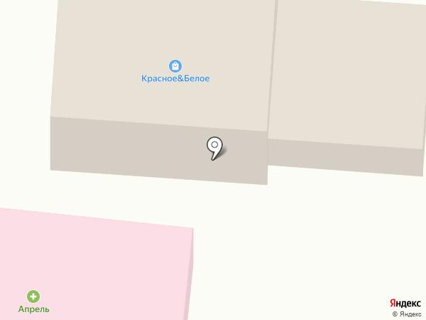Закусочная в Писковичах на карте Писковичей