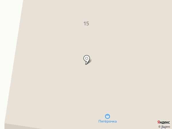 Почтовое отделение д. Писковичи на карте Писковичей