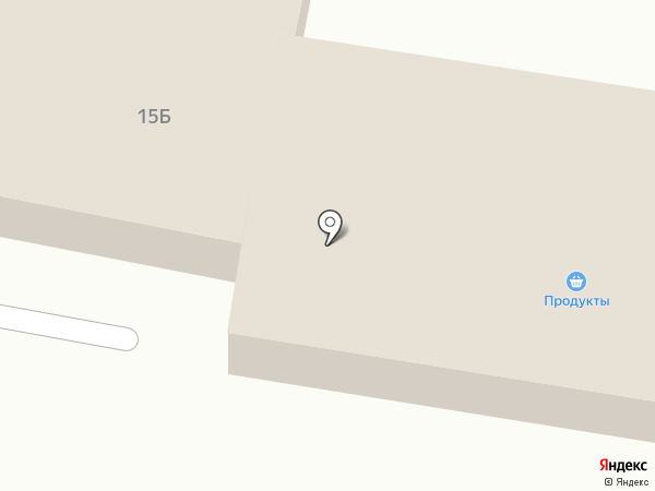 Баня на карте Писковичей