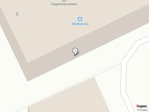 Гидравликсервис на карте Неелово 1-е
