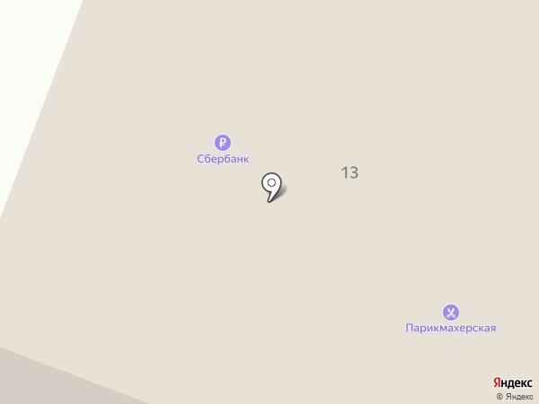 Галатея на карте Писковичей