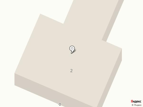 Администрация Писковической волости на карте Писковичей