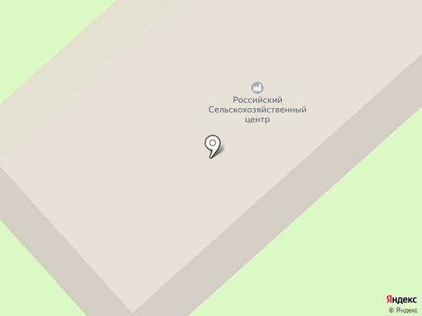 Россельхозцентр на карте Родины