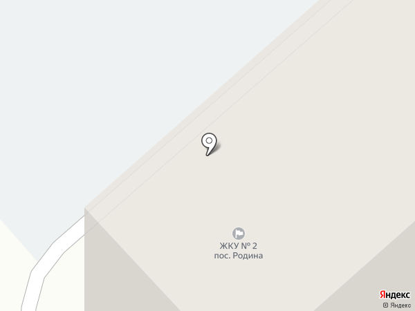 Участковый пункт полиции на карте Родины