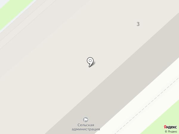 Администрация Завеличенской волости на карте Родины