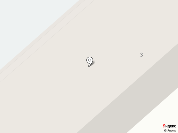 ЖКУ №2 пос. Родина на карте Родины
