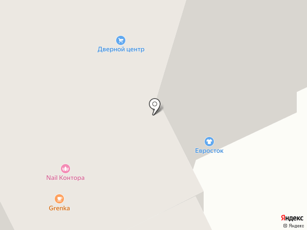 Магазин стройматериалов на карте Борисовичей