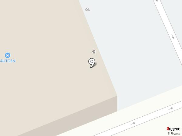 Burrito Bar на карте Пскова
