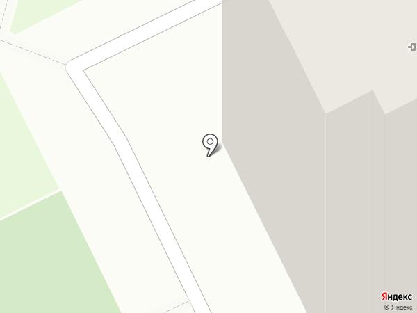 Псковжилстрой на карте Борисовичей