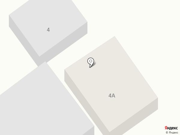 Баня в Пскове на карте Пскова