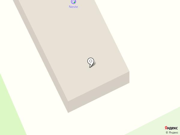 АЗС на карте Пскова