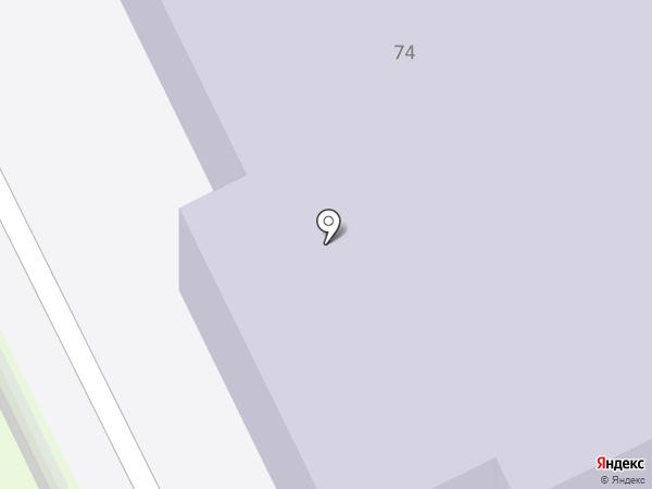Детский сад №56 на карте Пскова
