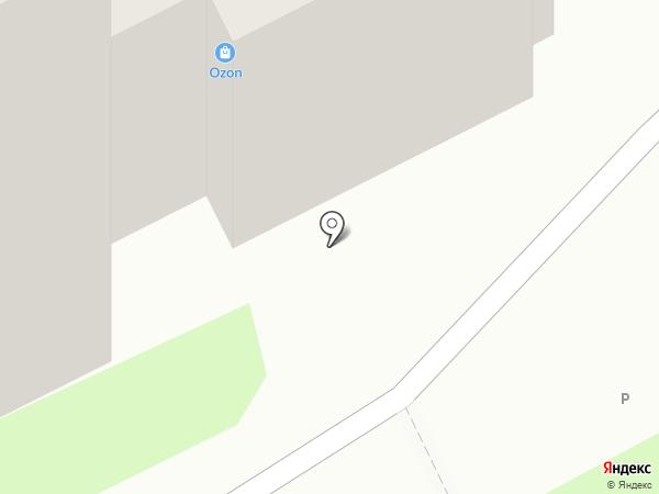 Флоренция на карте Пскова