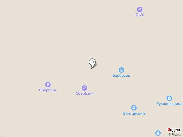 Трафт на карте Пскова