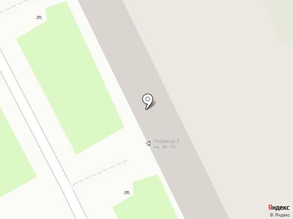 Олимп на карте Пскова