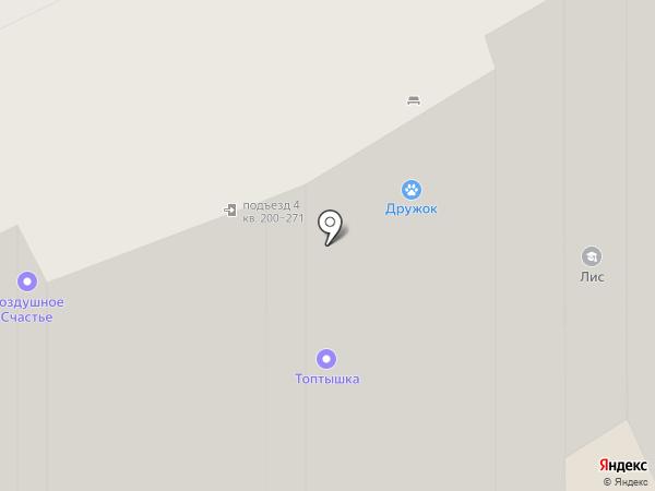 Агентство по организации праздников на карте Борисовичей
