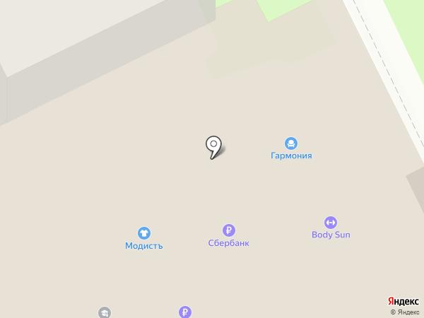 Гармония на карте Пскова