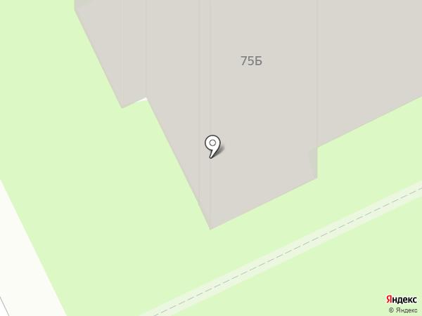 Скорая компьютерная помощь на карте Пскова
