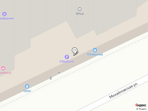 Ателье на карте Борисовичей