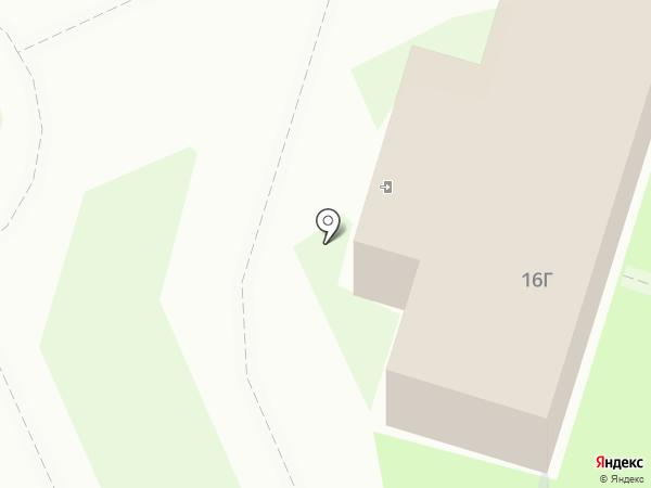 Хлебосол на карте Пскова