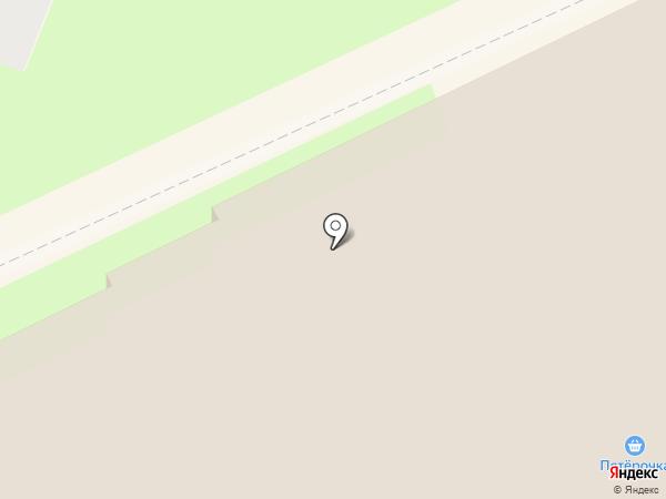 ФОНБЕТ на карте Пскова