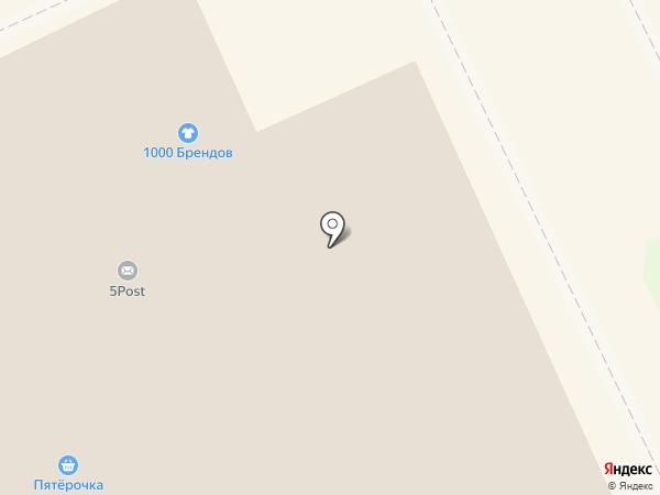 Nota Bene на карте Пскова