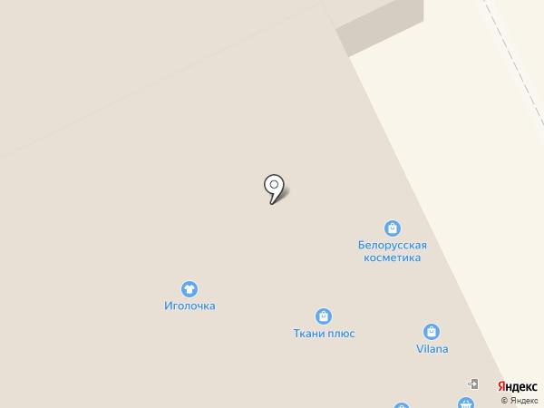 IQ 007 на карте Пскова