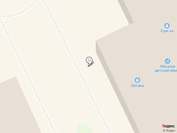 Гномик на карте Пскова