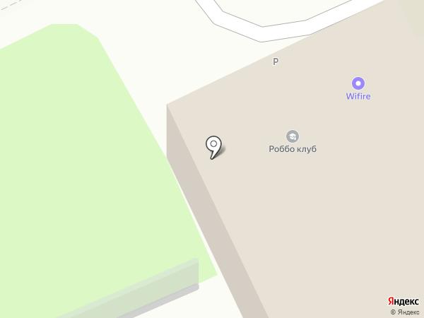 Каспико на карте Пскова