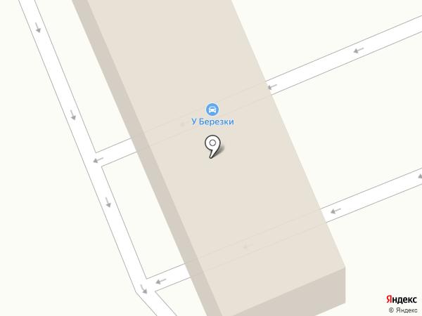 Юг Технохим на карте Пскова