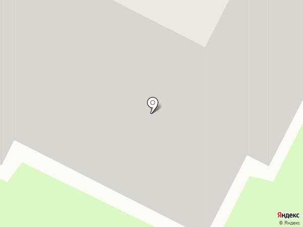 ДСК, ЗАО на карте Пскова
